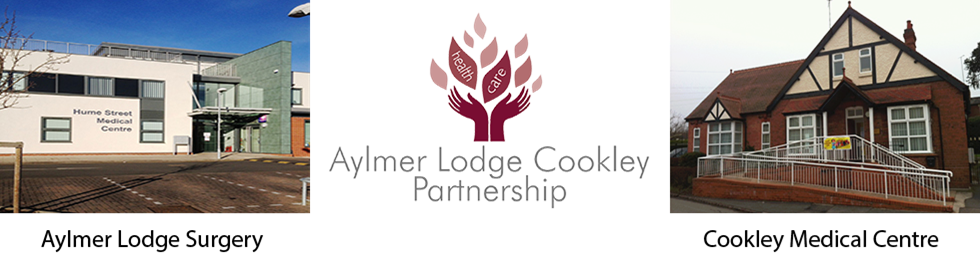 Aylmer Lodge Cookley Partnership Logo